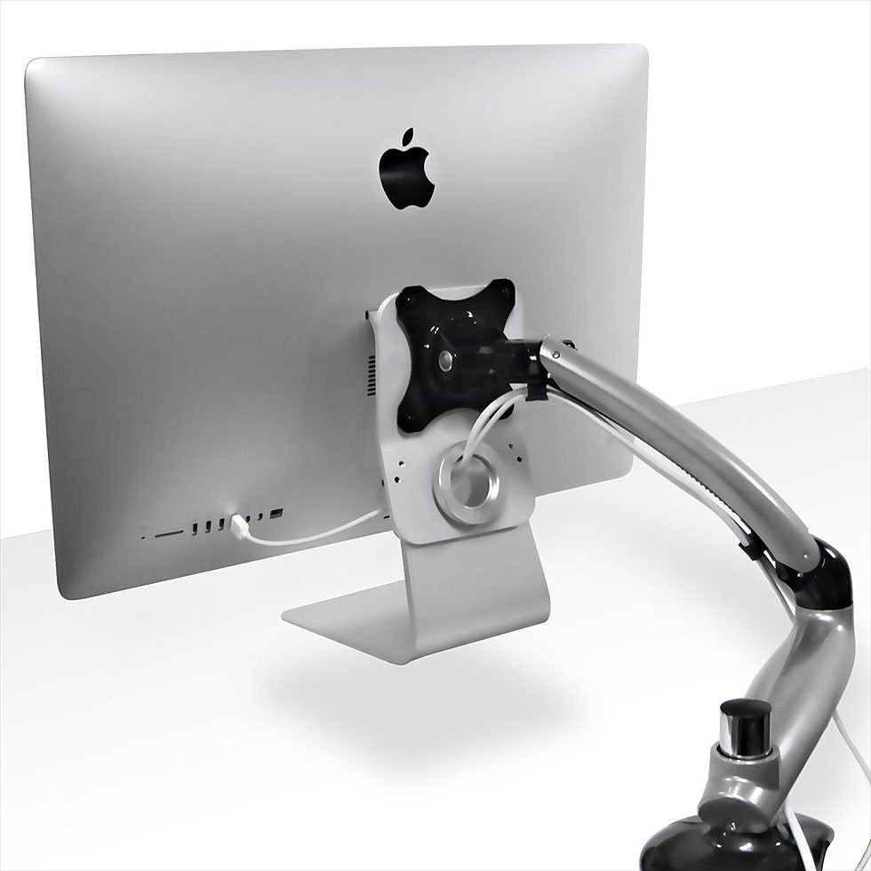 Vesa Mount Adapter Kit For Apple Imac(imac用vesaマウントキット